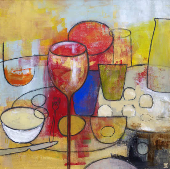 Sara huxley edwards recently sold paintings for Cuadros modernos para decorar cocinas